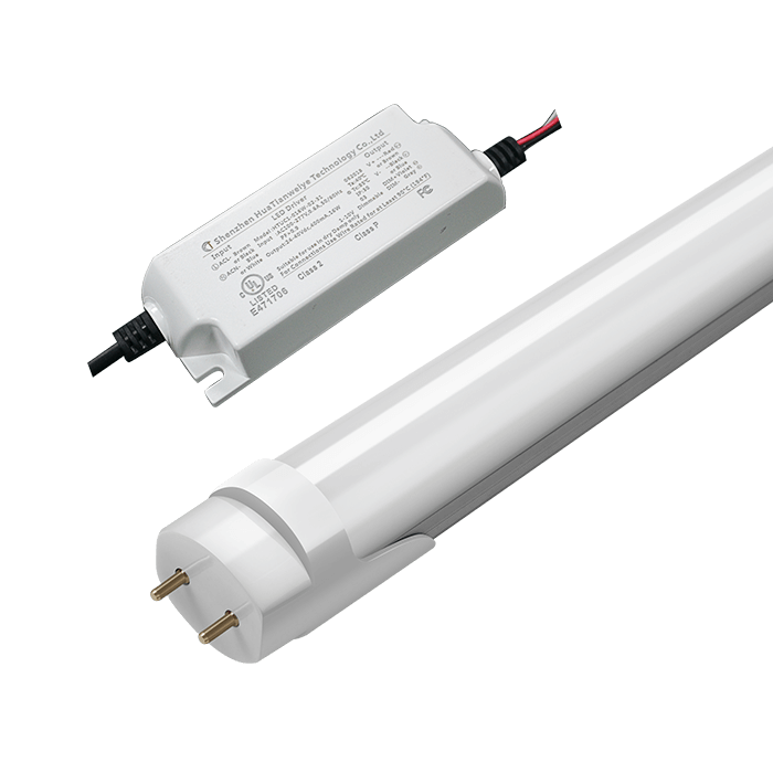 Type C AL+PC led tube
