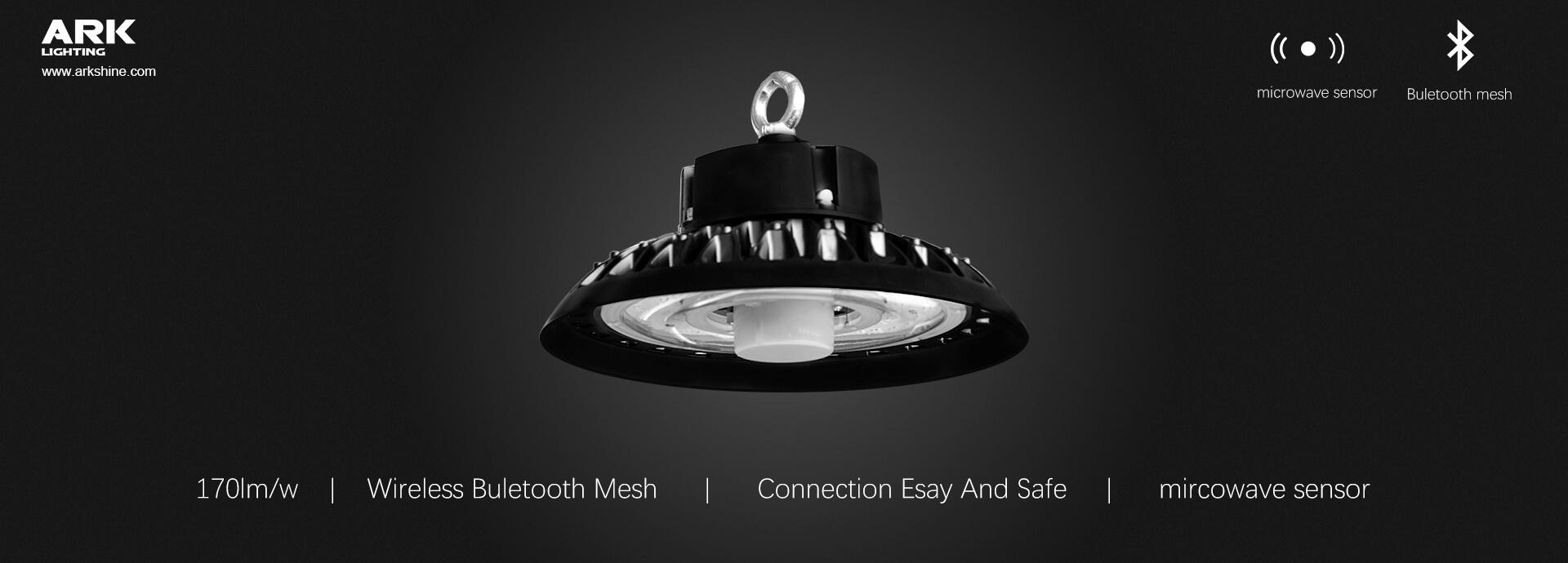Smart UFO led high bay light