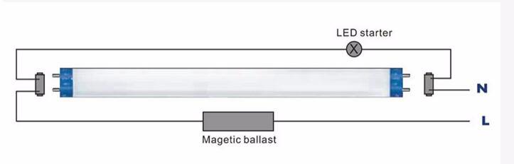 Brilliant T5 T6 Led Tube Light Arkshine Com Wiring 101 Eattedownsetwise Assnl