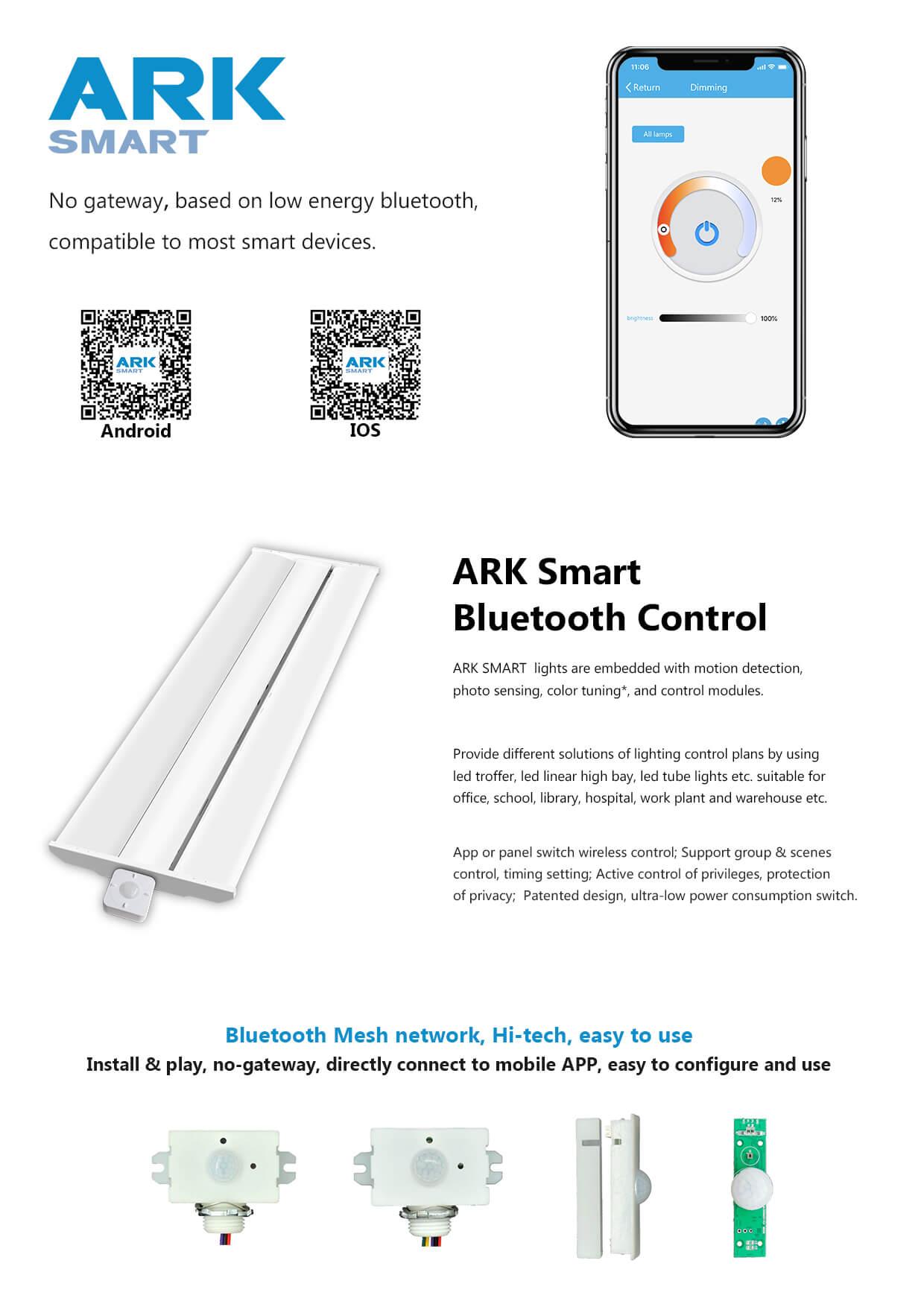 wireless bluetooth high bay