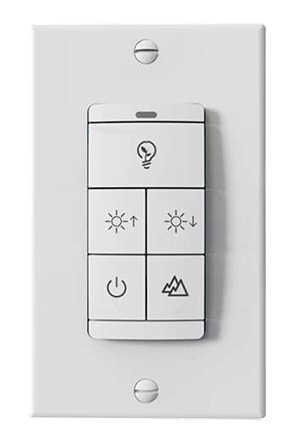 Bluetooth linear high bay panel switch
