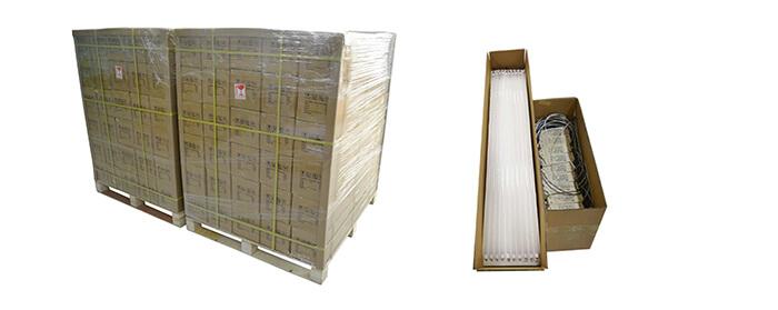 magnetic led light strip fluorescent to led retrofit kits