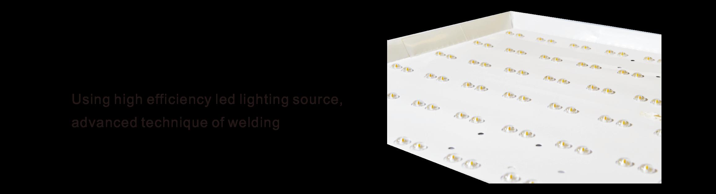 smart lighting control 2x2 2x4 1x4 high efficiency led flat panels lights