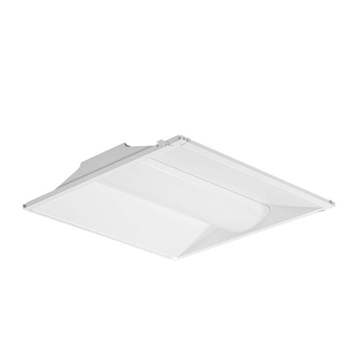 smart tunable white troffer light