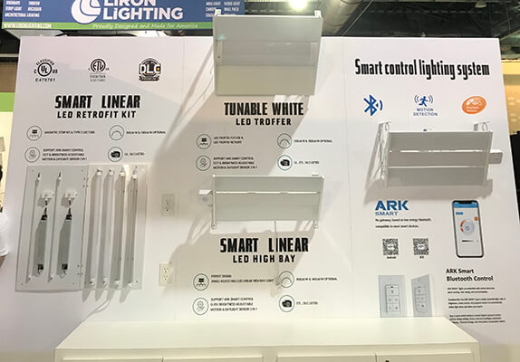Light Fair 2019 ARK Lighting