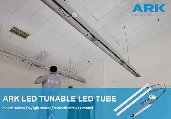 Tunable White Led Tube Project